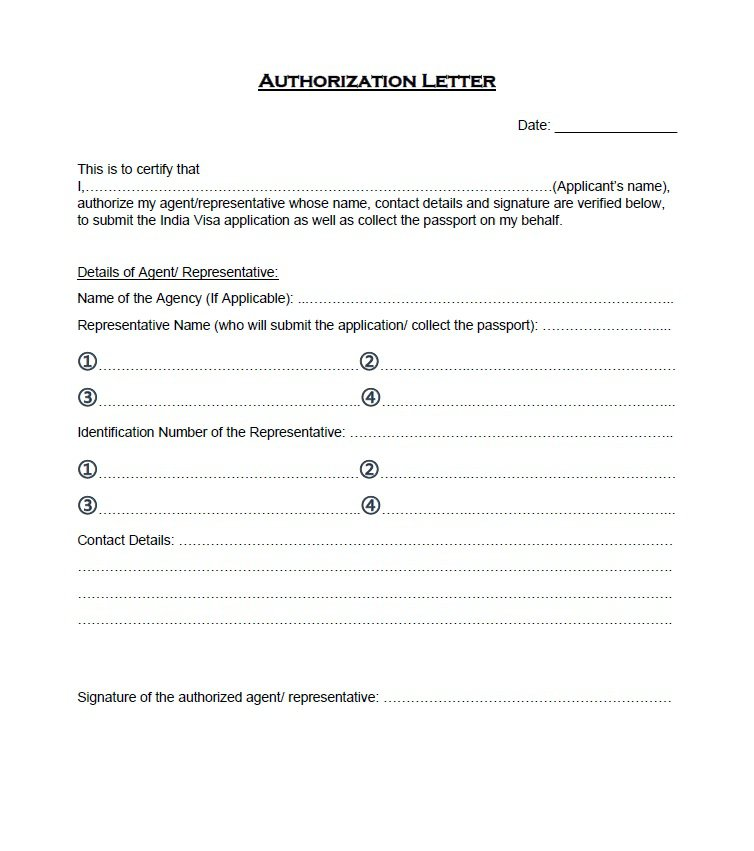 46 free authorization letter samples templates free template authorization letter 40 thecheapjerseys Gallery