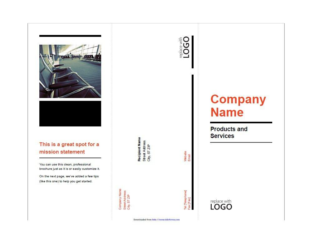 a brochure template - 31 free brochure templates ms word and pdf free