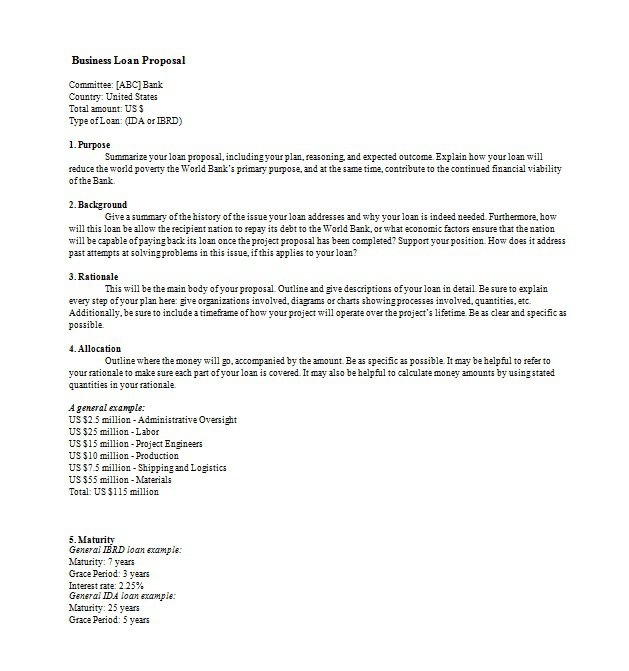 Doc12751650 Business Proposal Letter Format Business Offer – Business Offer Letter Format