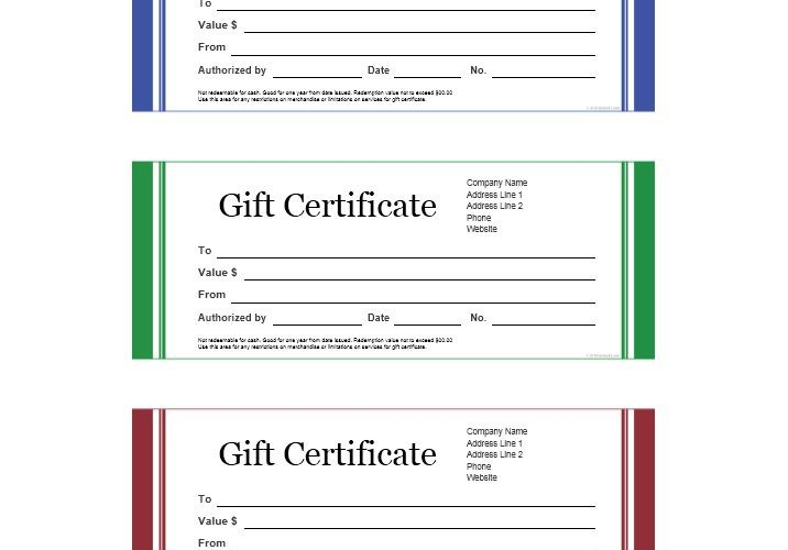 Certificate Templates Free Template Downloads