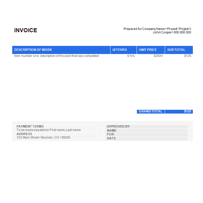 free invoice templates for word yelom myphonecompany co