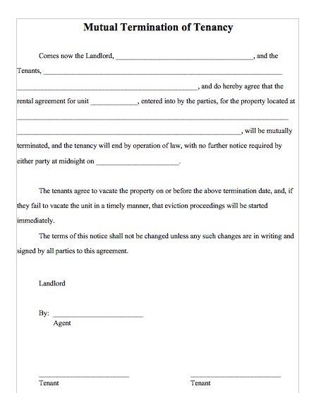 mutual-termination-of-tenancy