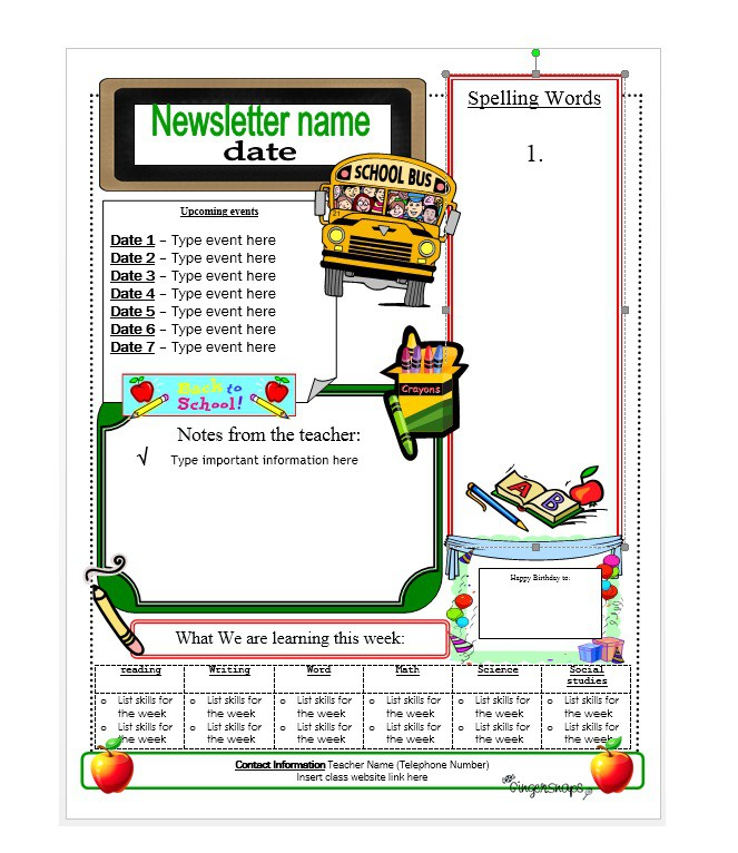newsletter-template-17