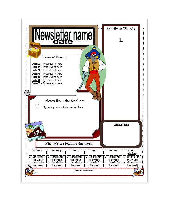 newsletter-template-19
