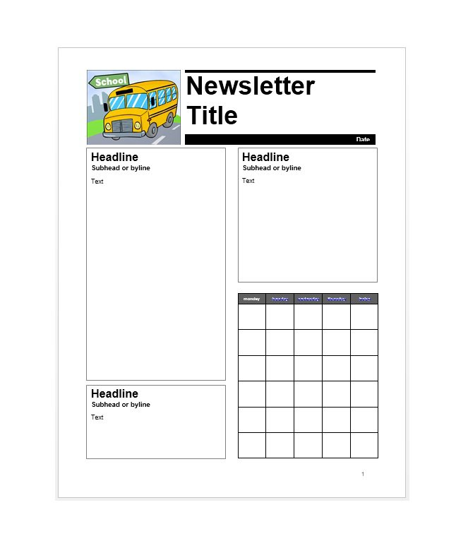 newsletter-template-22