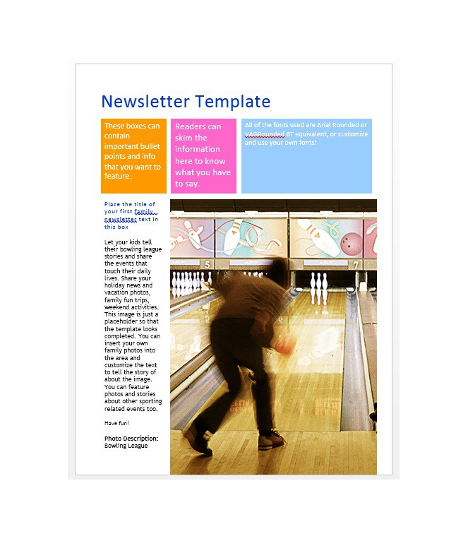 newsletter-template-25