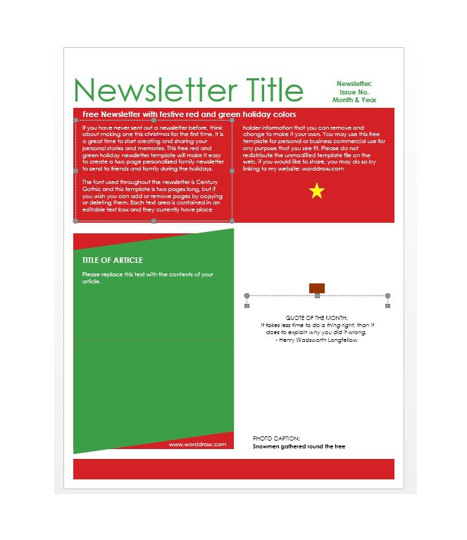 newsletter-template-30