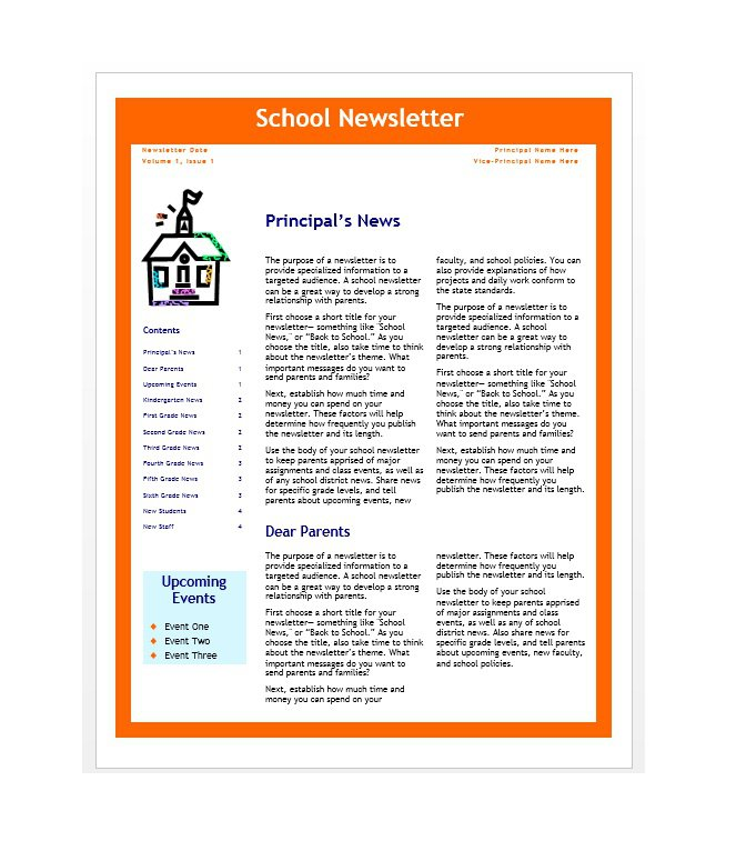 newsletter-template-39