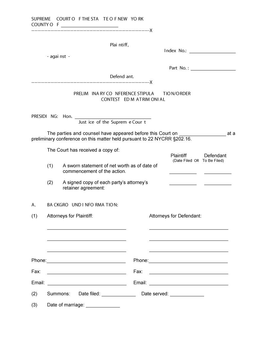 31 Free Prenuptial Agreement Samples & Forms – Free