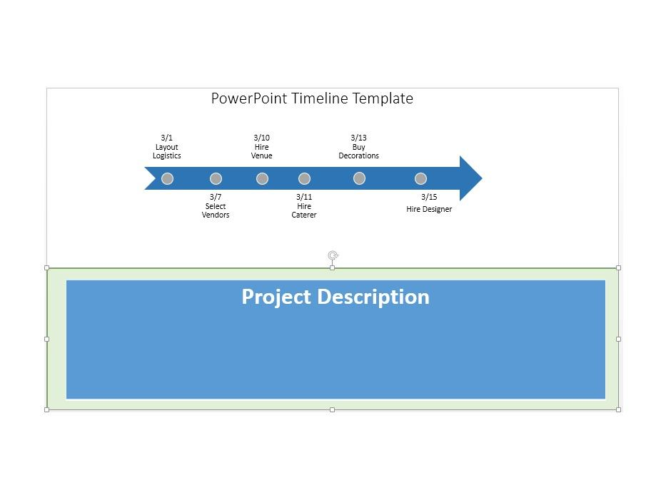 Timeline Sample In Word Sample Event Timeline   Documents In