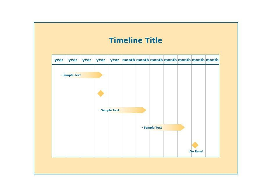 Timeline Template Pdf Wedding Reception Program Sample Templates