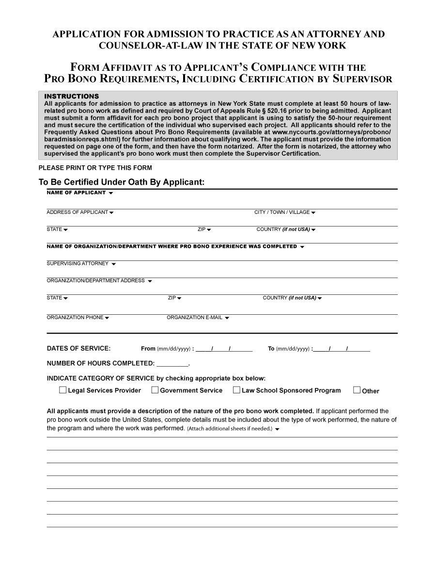 48 Sample Affidavit Forms Templates Affidavit of Support Form – Affidavit Templates