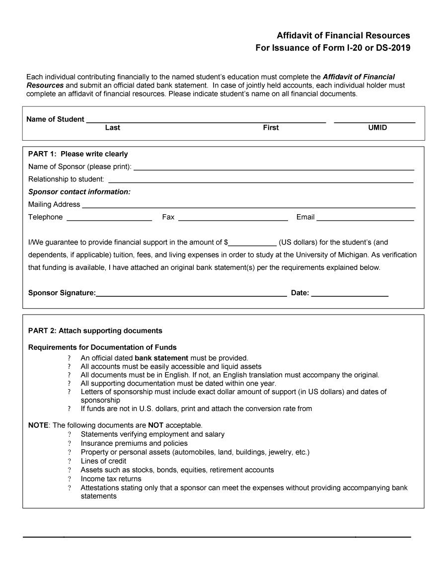 case for support template - 48 sample affidavit forms templates affidavit of