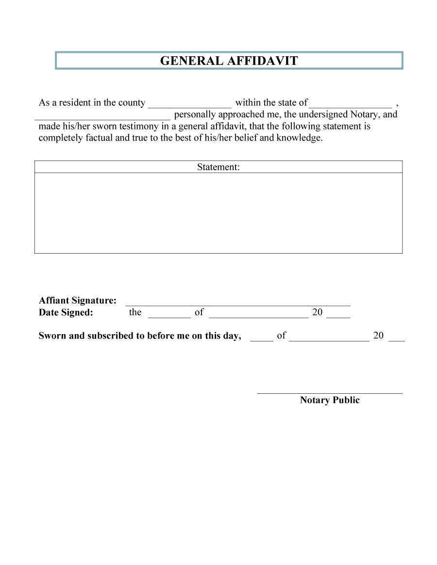 48 sample affidavit forms templates affidavit of support form affidavit form 45 thecheapjerseys Image collections