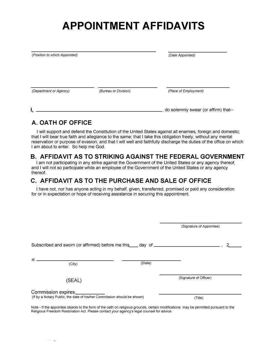 affidavit-form-48