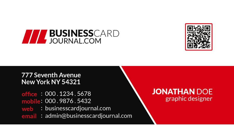 43 free business card templates � free template downloads