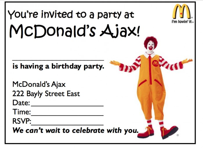 43 free birthday party invitation templates free template downloads