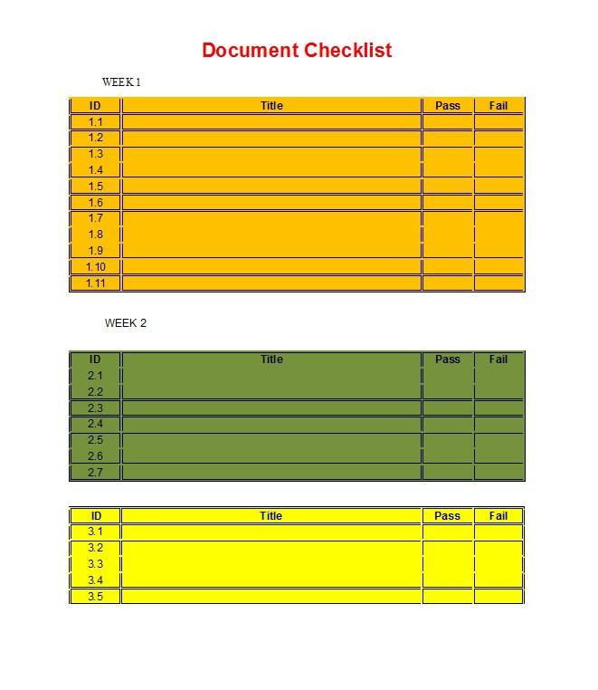 checklist-template-10w