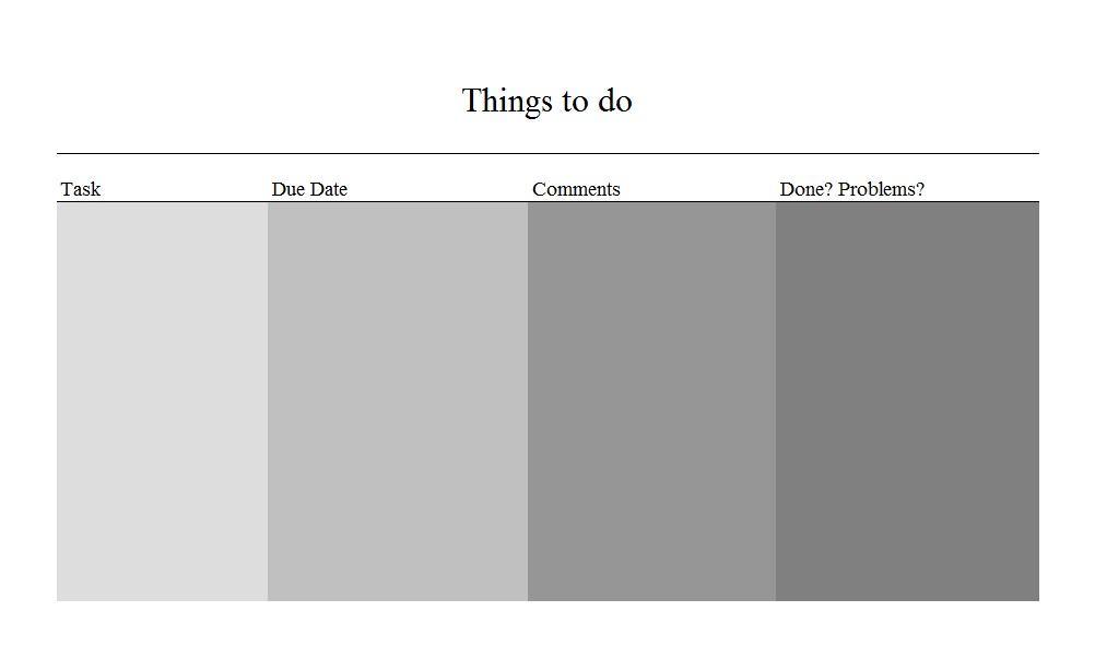 checklist-template-11e