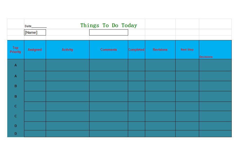 checklist-template-29