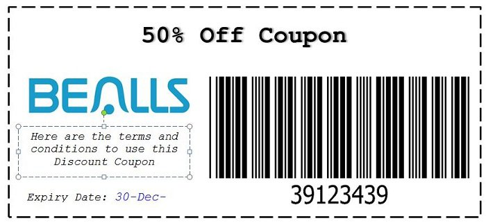 Coupon 27  Discount Coupons Templates
