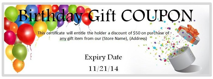 Coupon themes free download