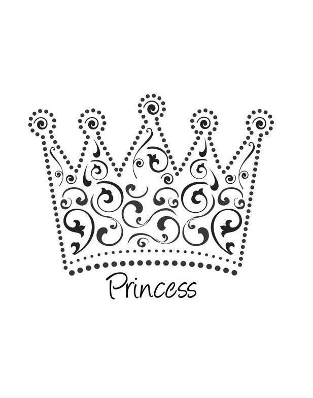 Free Paper Crown Templates  Free Template Downloads