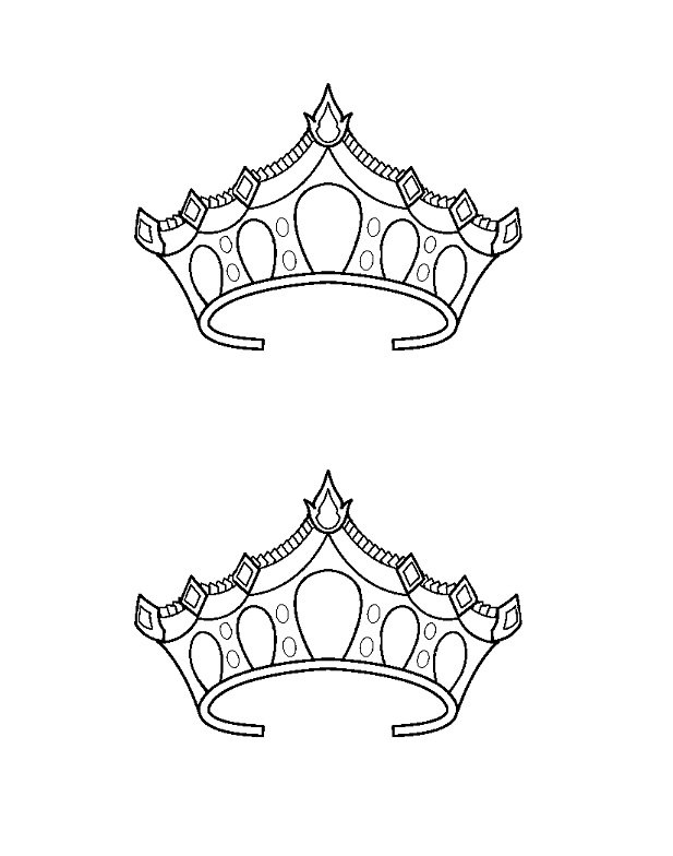 paper crown template for adults - 45 free paper crown templates free template downloads
