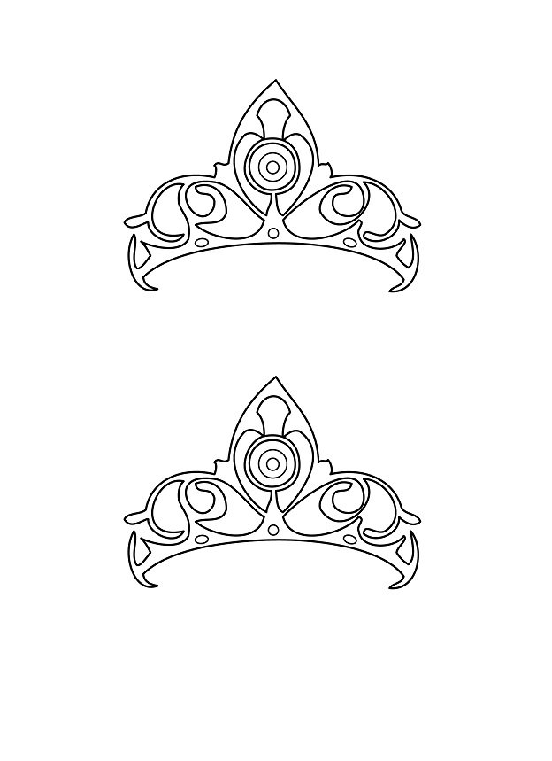 45 Free Paper Crown Templates Free Template Downloads – Crown Template