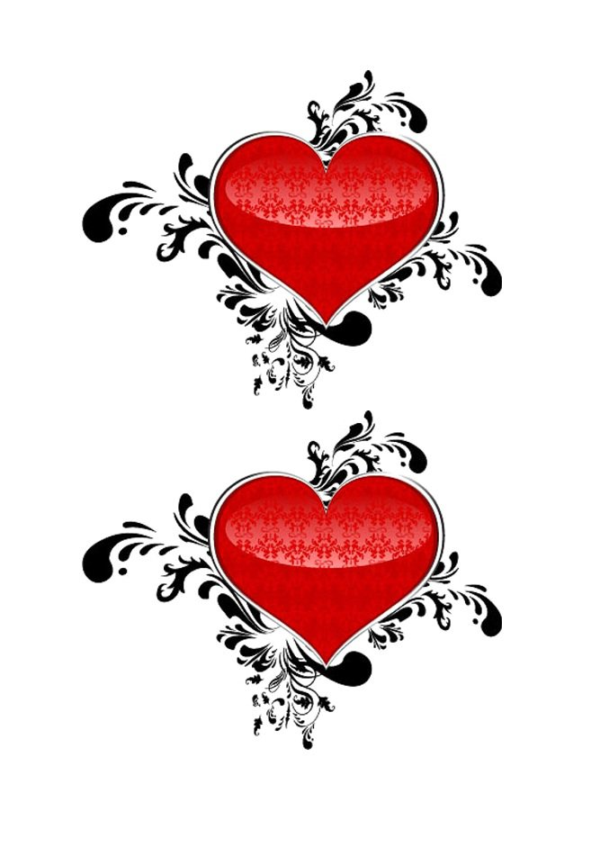 heart-shape-template-14