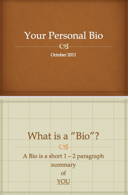 45 Free Biography Templates Amp Examples Personal
