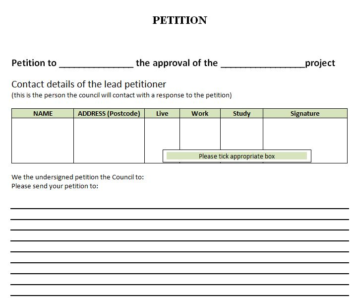 petition-template-10