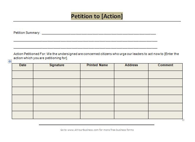 petition-template-16