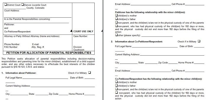 templates for petitions - free template downloads free microsoft word excel and
