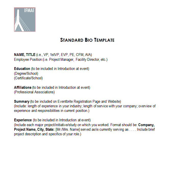 standard_bio_template