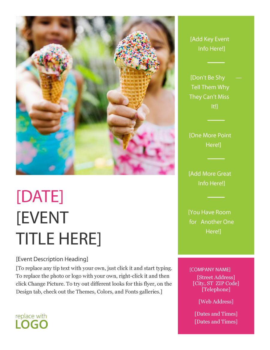 41 Amazing Free Flyer Templates Event Party Business Real Estate