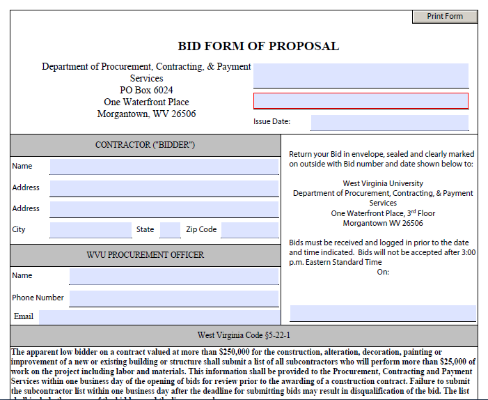 bid proposal template 03