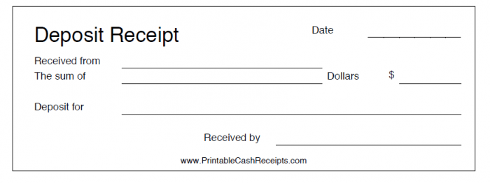 59 Free Receipt Templates (Cash, Sales, Donation, Rent, Payment and more) - Free Template Downloads