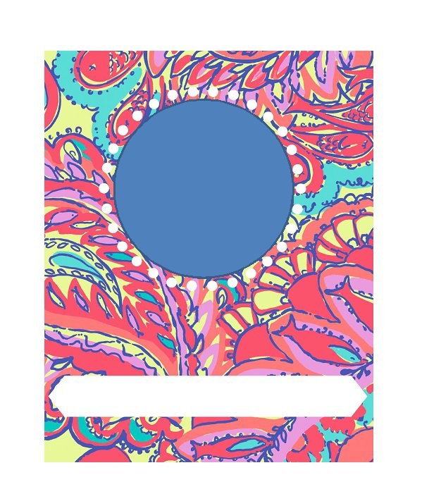 35 Free Beautiful Binder Cover Templates Free Template Downloads