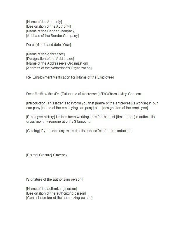 Proof Of Unemployment Letter from www.freetemplatedownloads.net