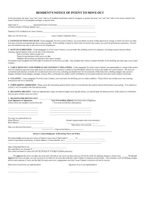 residents-notice-of-intent-to-move-out