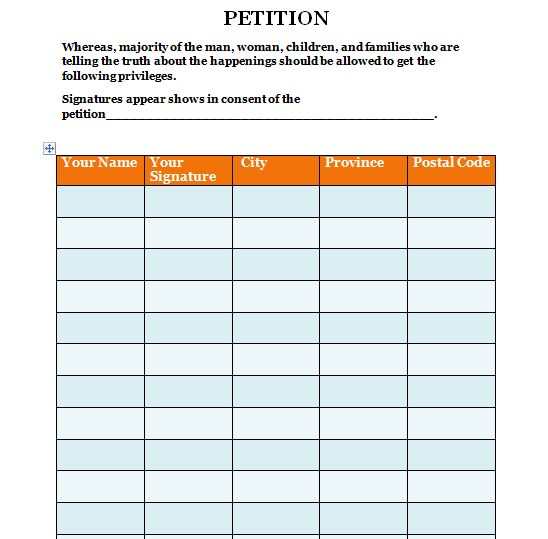 petition-template-24
