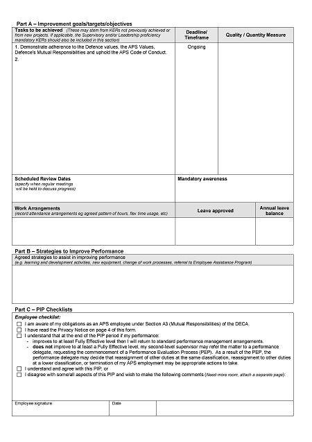 Sample Letter For Performance Improvement from www.freetemplatedownloads.net